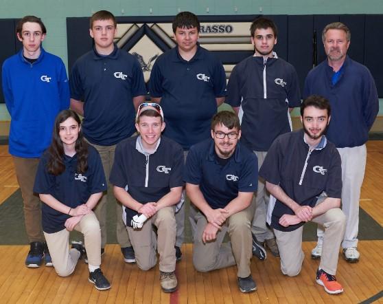 golf team 2019