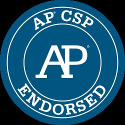 AP Computer Science Principles Logo