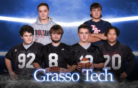 Grasso Football Players 2020