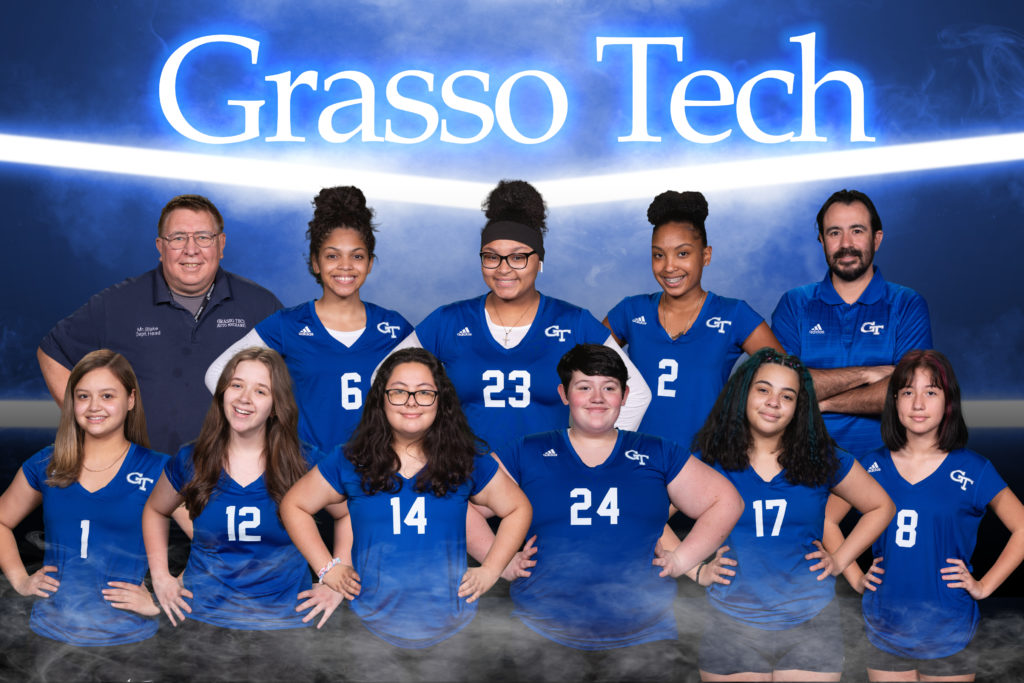 Grasso Tech Volleyball 2020