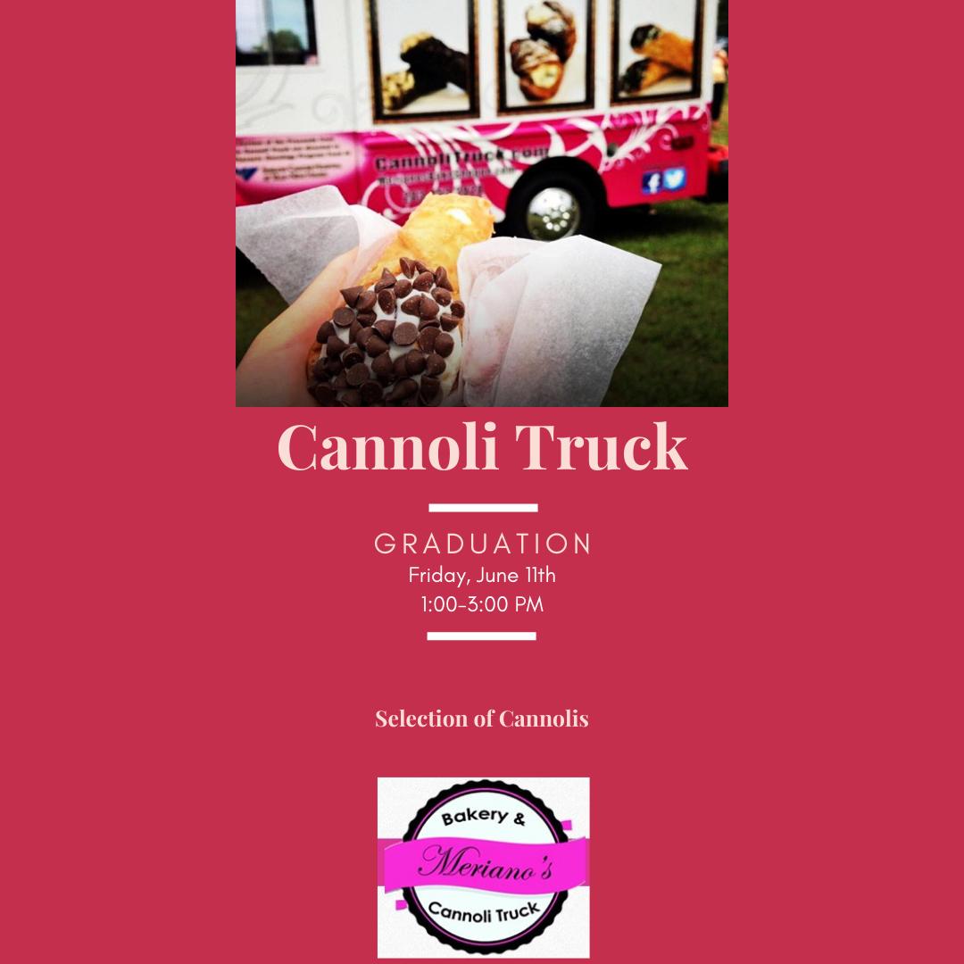 Cannoli truck