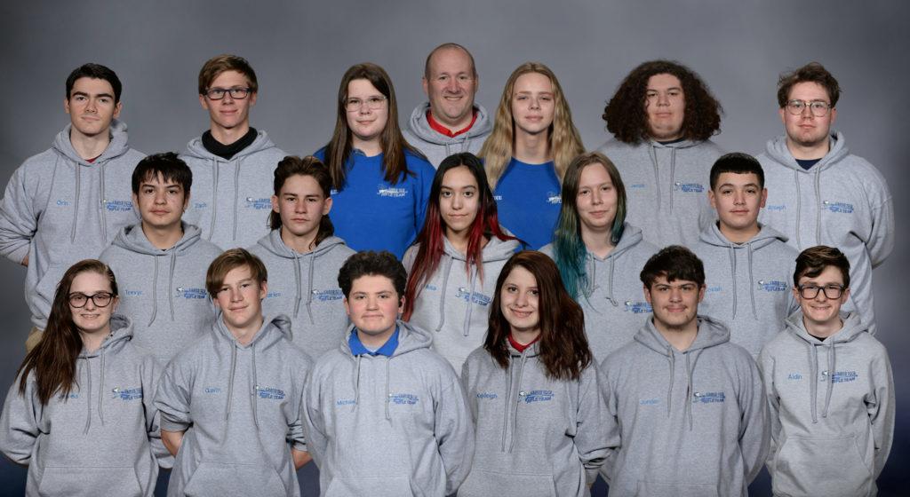 Grasso Tech Rifle Team Picture, 2021 Season
